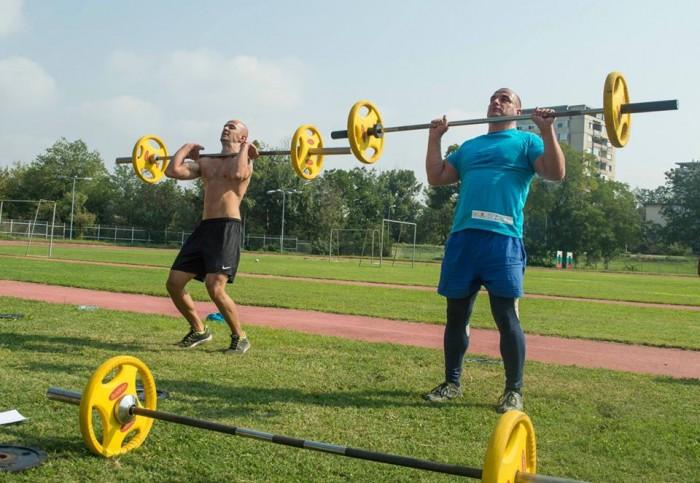 """Национално """"Функционално фитнес състезание 2017"""" в Пловдив"""
