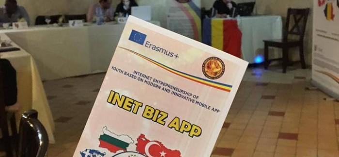 MG-iNet Biz App в Румъния