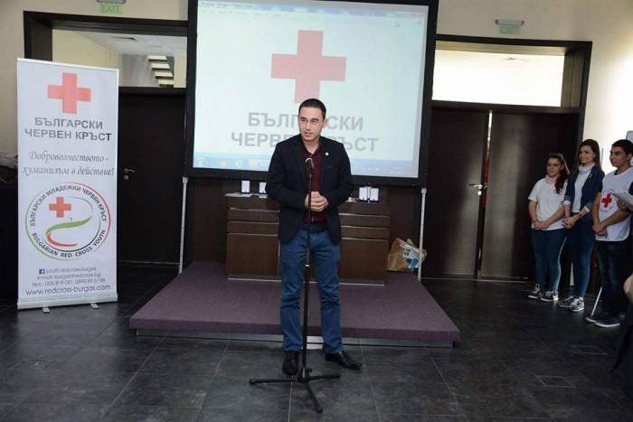 Тодор Йосифов участва в Международният ден на доброволчеството