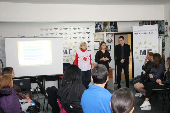 Обучение по първа долекарска помощ се осъществи в Бургас
