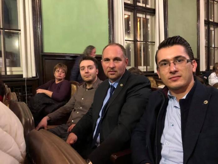 Младежки Глас в Бургас участва в събитие на Областна администрация