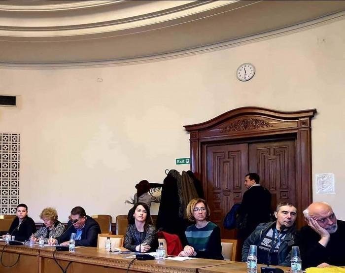 Обществения съвет към Комисията по взаимодействието с неправителствените организации и гражданите в Народното събрание