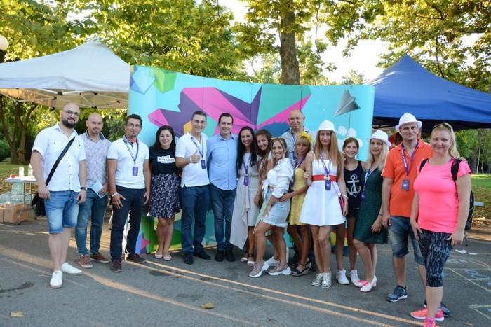 Фестивал на младежта организираха в Бургас