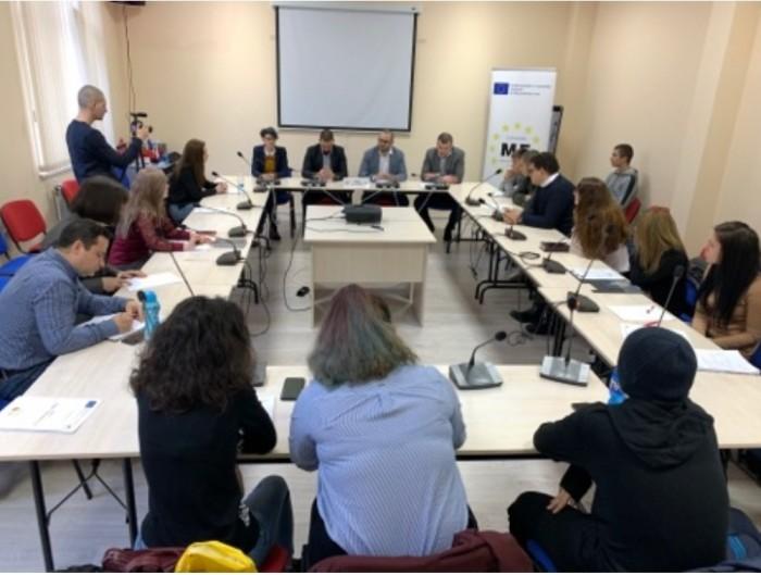 Представители на институции, студенти и ученици дискутираха образование, заетост и предприемачество