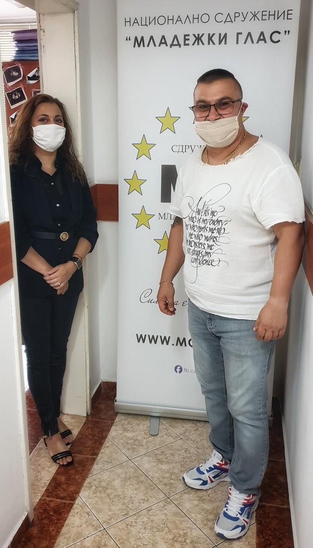 """Кампания """"С любов към здравето"""" се проведе днес в Бургас"""